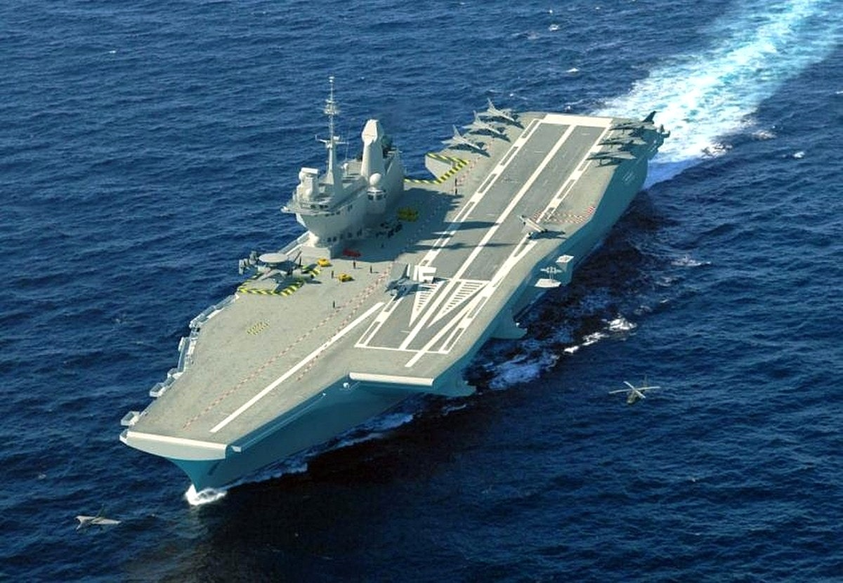Germany proposes European aircraft carrier Spanish Aircraft Carrier News