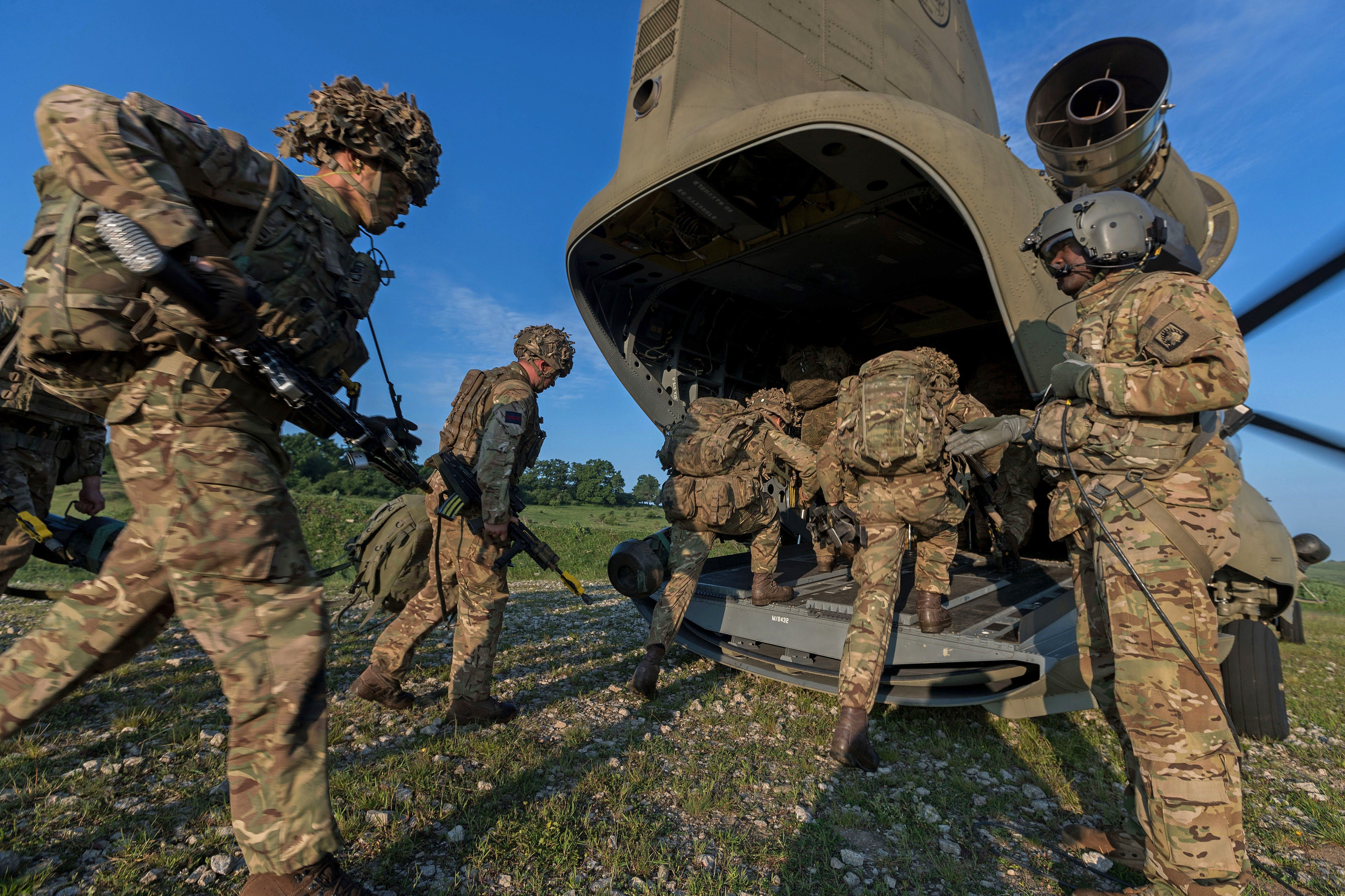 Exercise Noble Jump 2017
