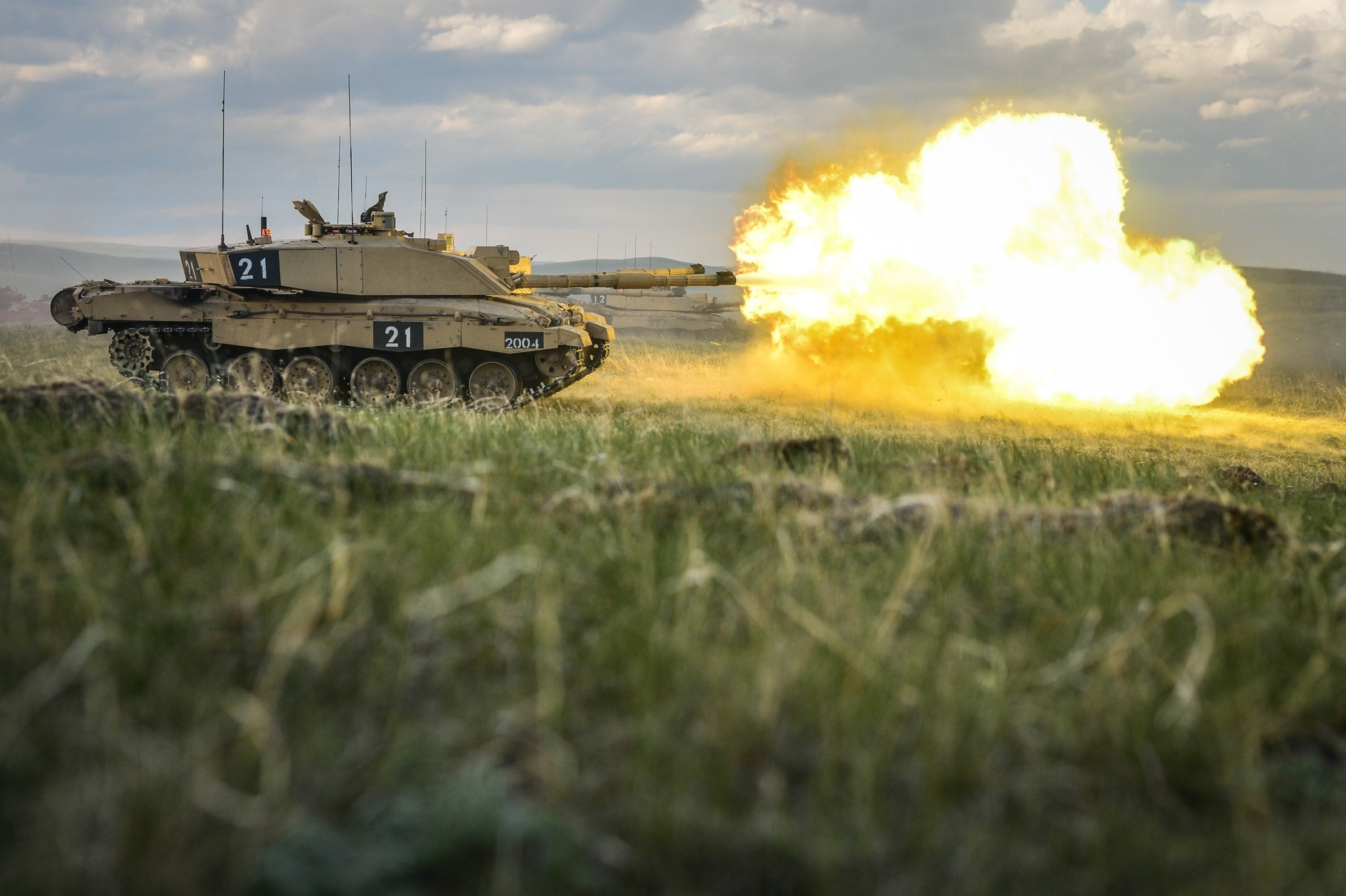 Challenger 2, the wrong tank for the British Army?