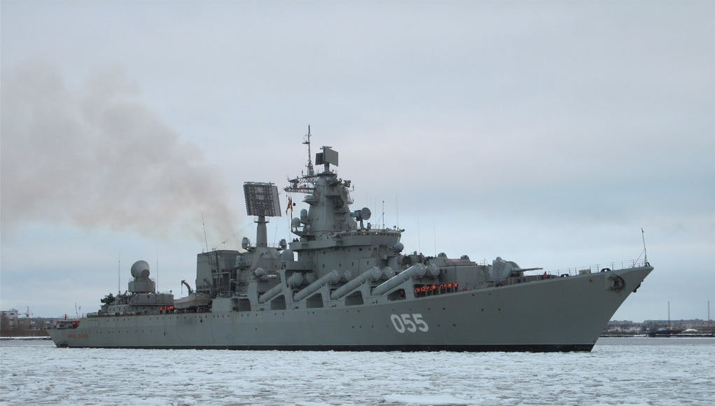 Spain refuels Russian warship on return from Syria despite