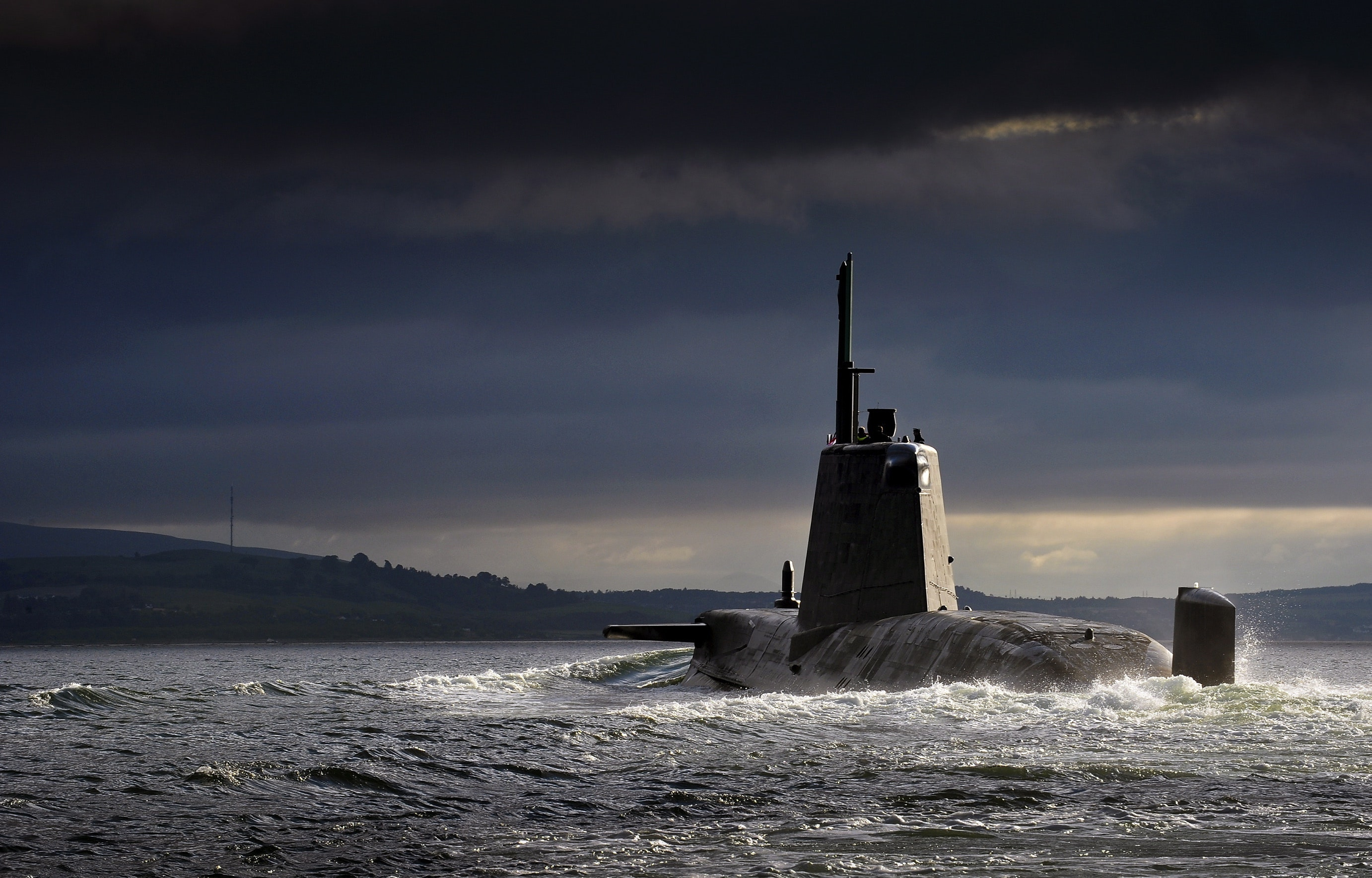 Nuclear Submarine Base Faslane To Support Economic Growth