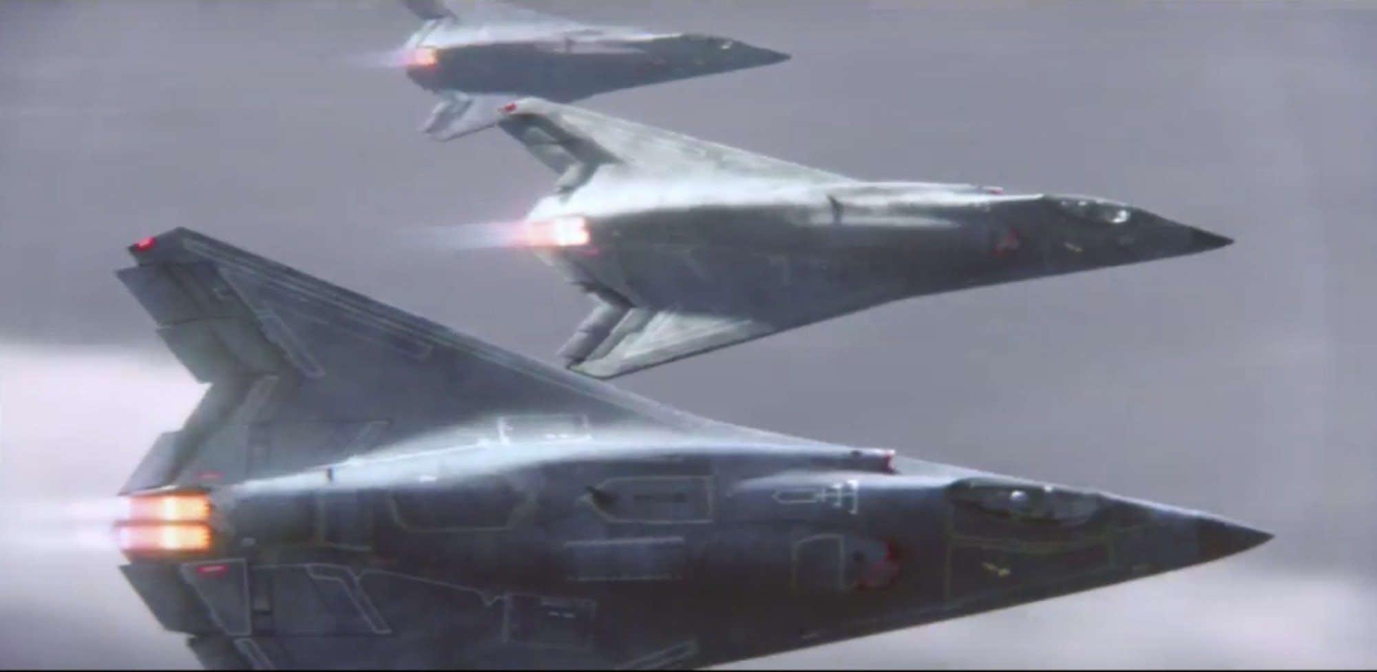 northrop grumman teases 6th generation fighter