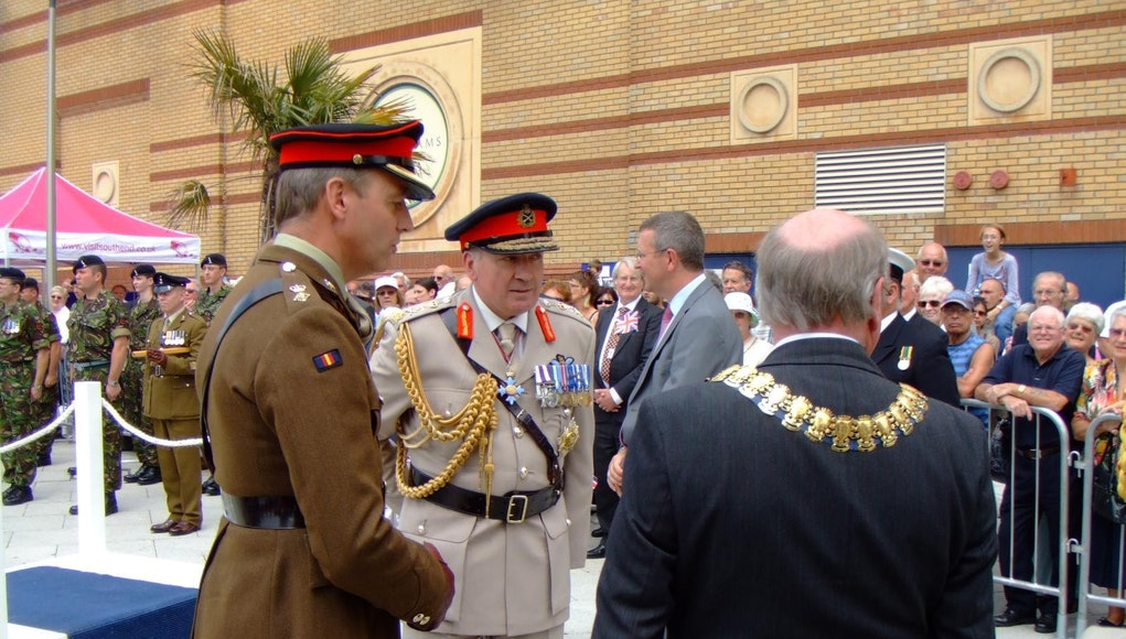 Dannatt headed the Army from 2006 to 2009. Credit: Flickr/Adeplus2