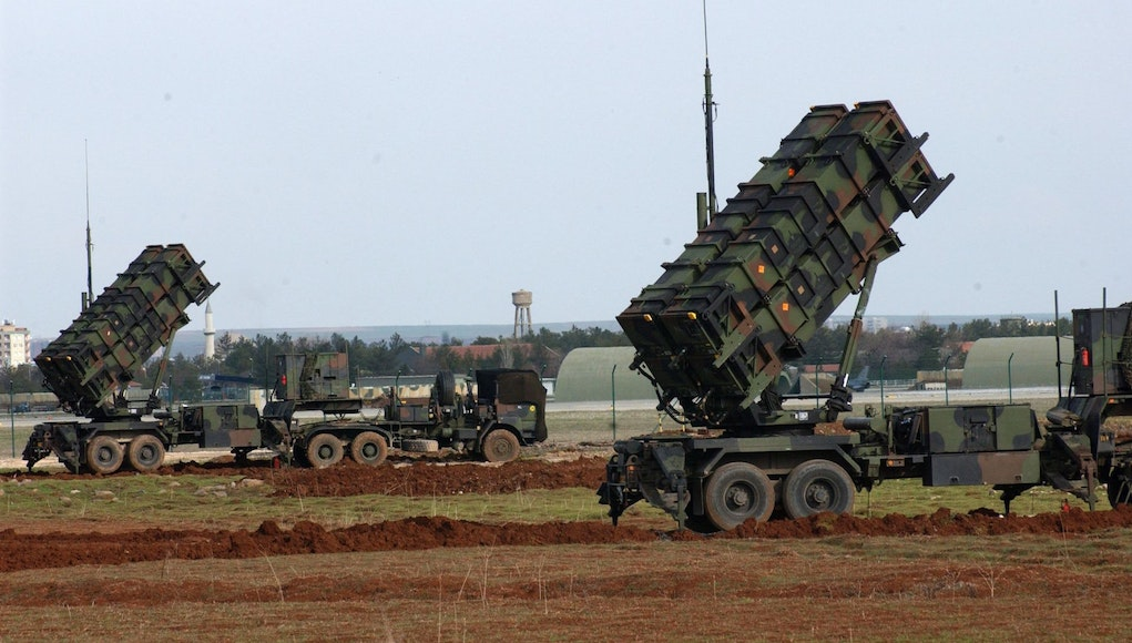 Romania to purchase Patriot air defence systems in $3.9 ...