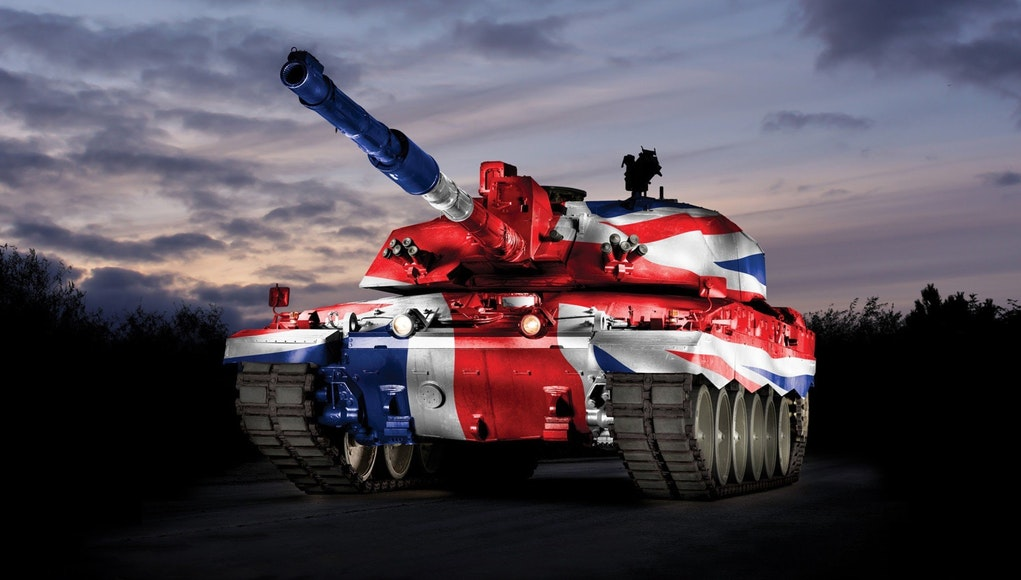 Bae Say Their Challenger 2 Upgrade Package Offers A