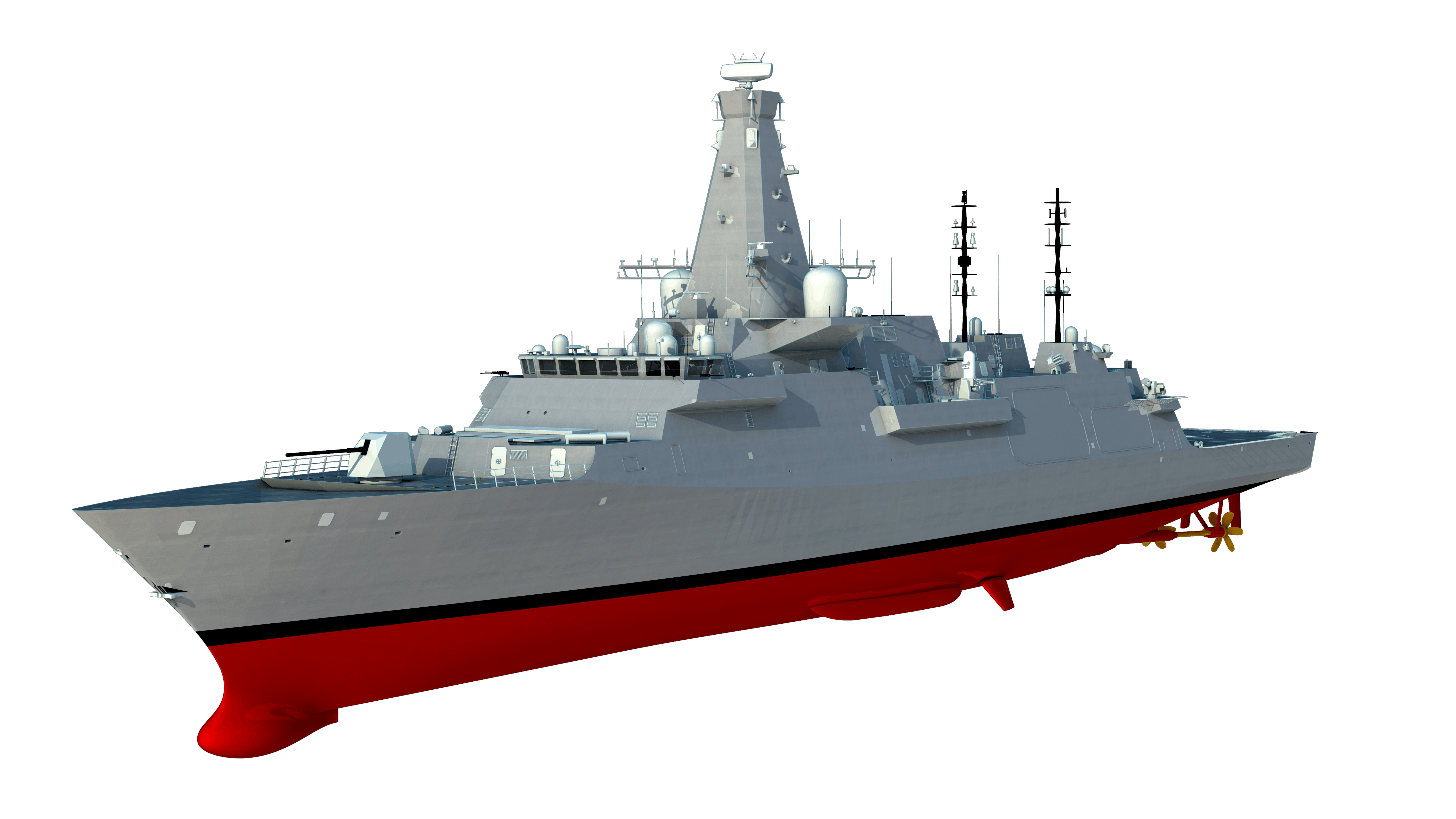 The Type 26 Frigate could be the most capable Royal Navy