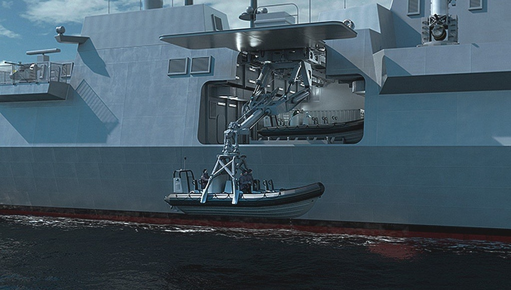 The Type 26 Frigate could be the most capable Royal Navy warship in