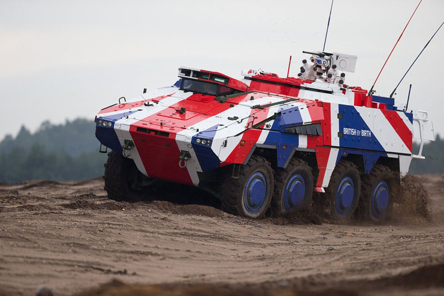 Image result for British Army selects Boxer armoured vehicles