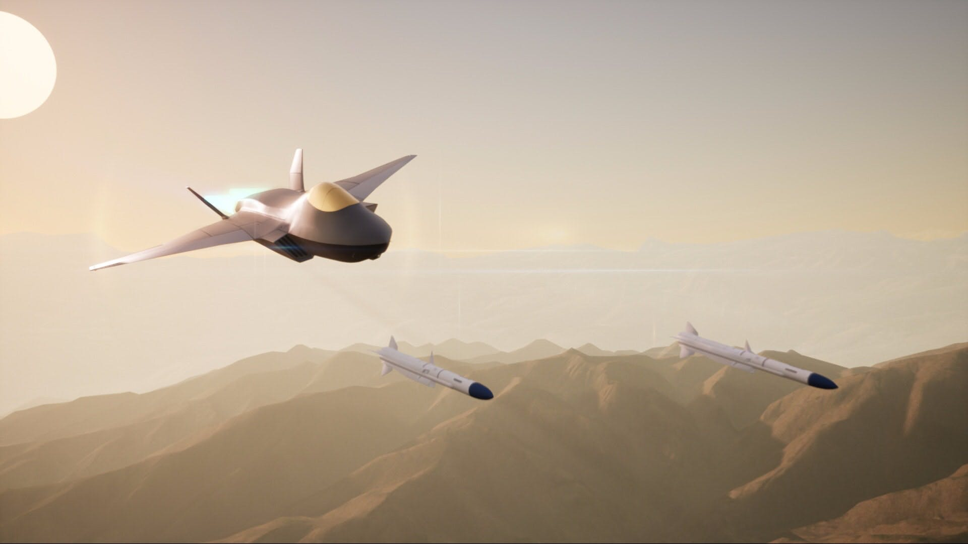 Tempest - A look at what Britain's next generation combat jet could be
