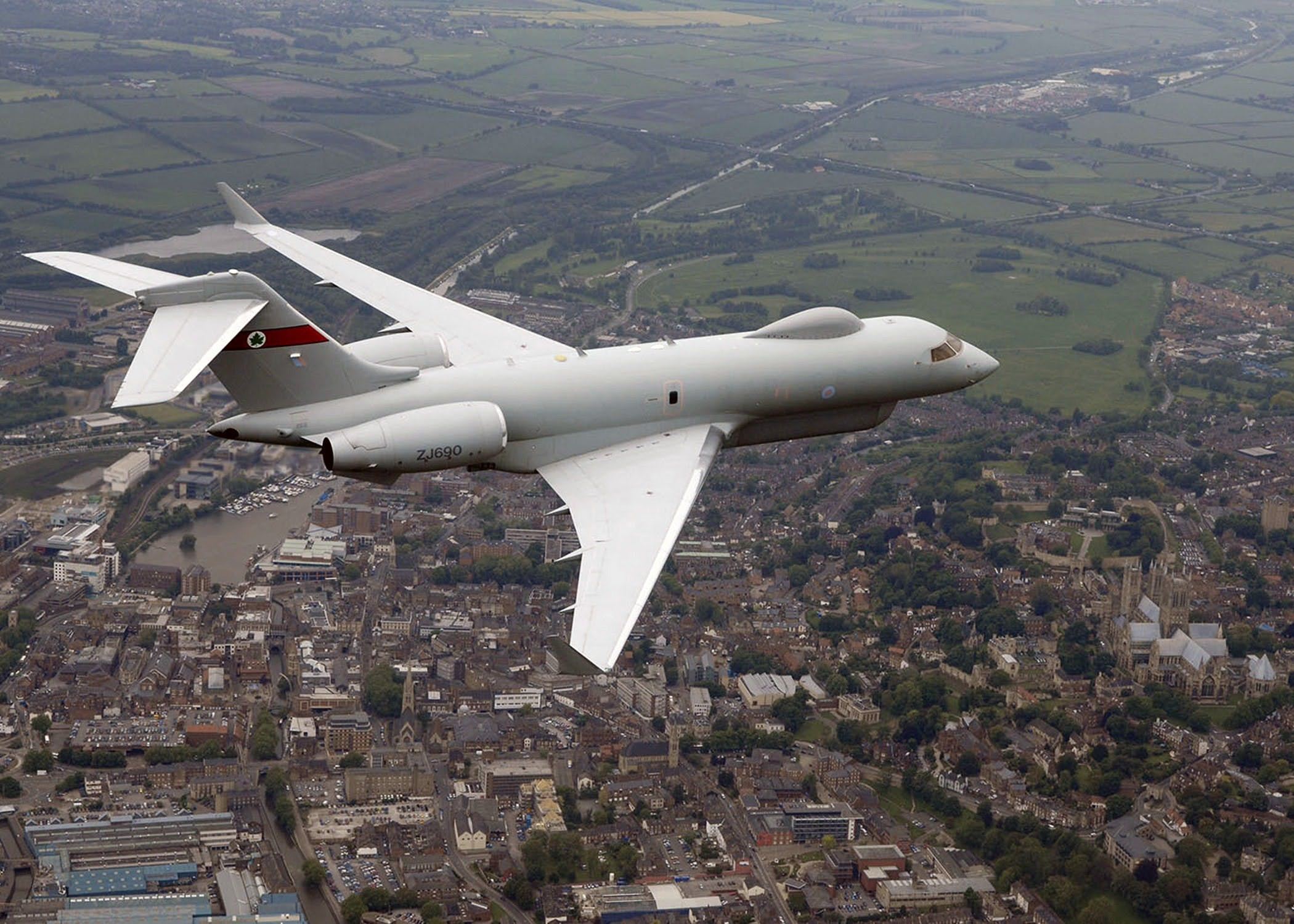 Sentinel R1 to be scrapped next year due to 'obsolescence'