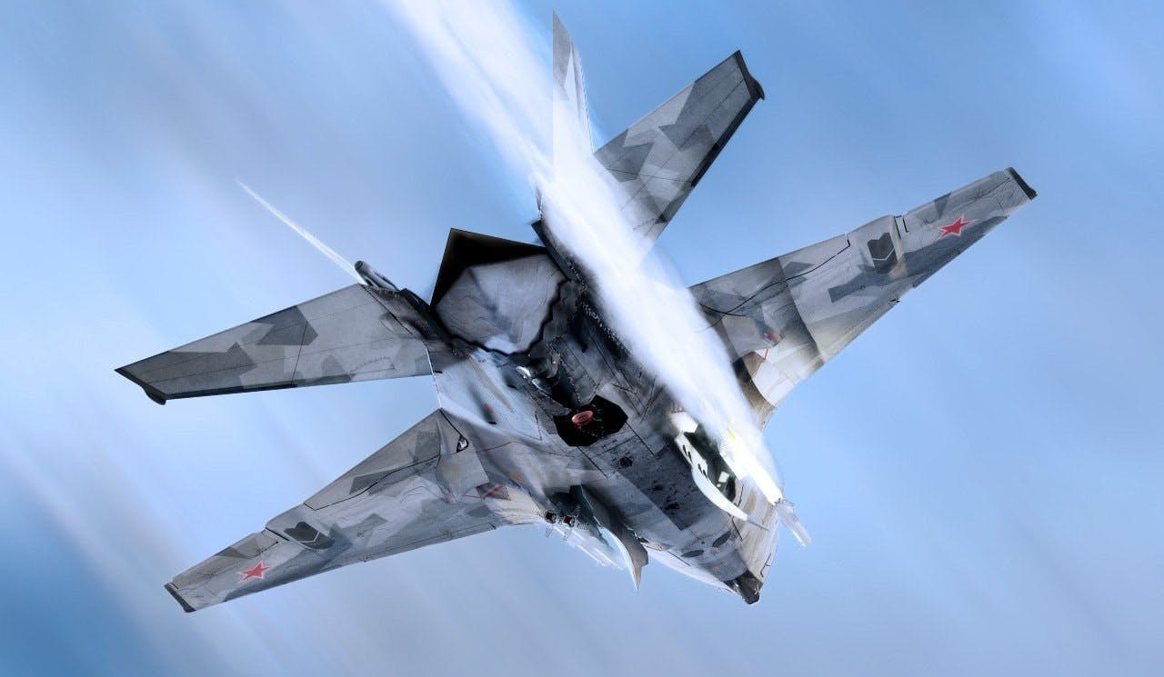 Russia claims new MiG-41 Interceptor will be able to operate