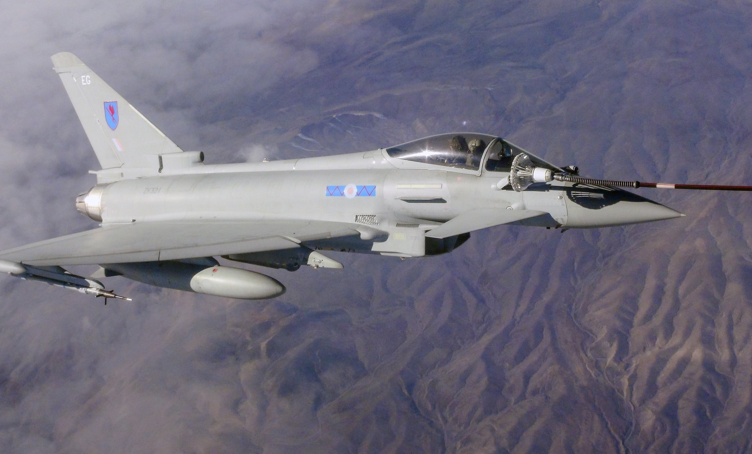MAJOR ROLE FOR RAF AT WORLD'S PREMIER AIR COMBAT EXERCISE