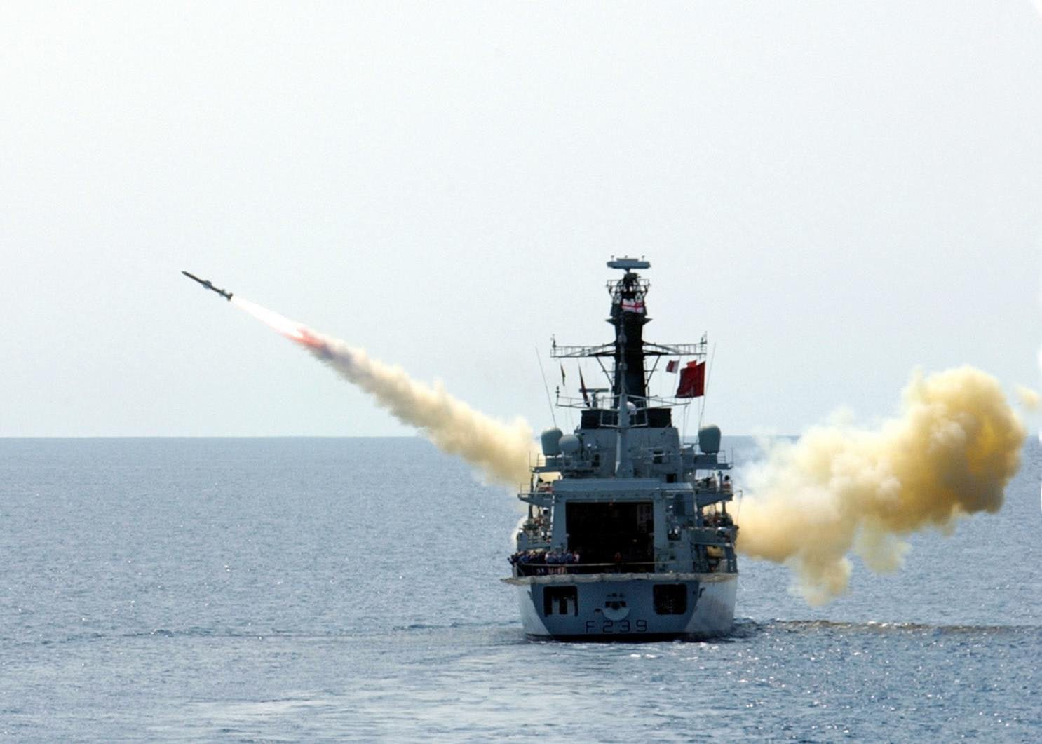 UK looking for new interim anti-ship missiles