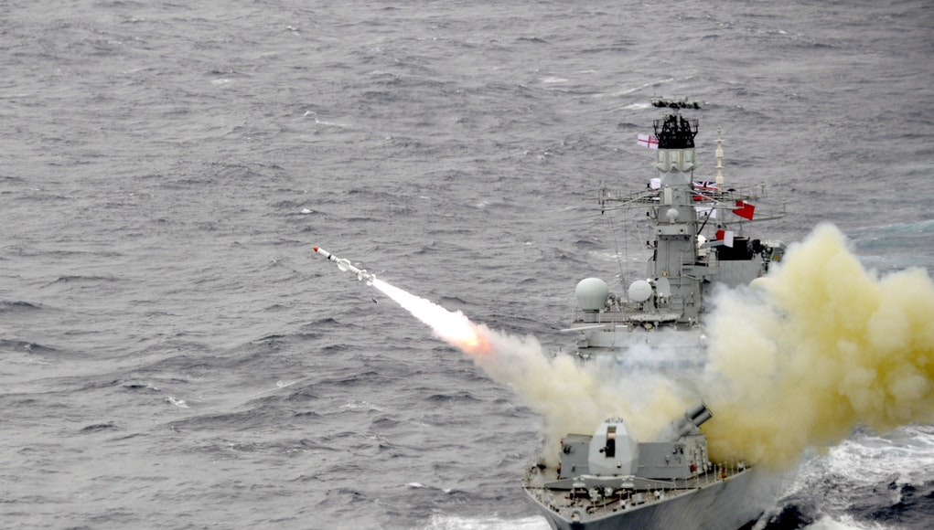 United Kingdom purchases Harpoon missile upgrades and ...