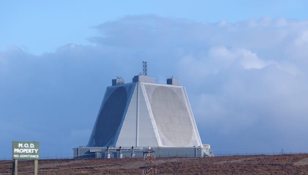 ballistic missile defence