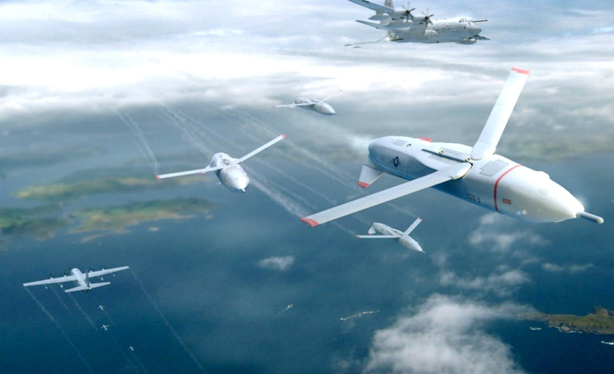 The Rise of the Drone Swarm