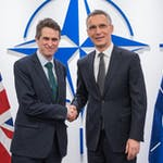Meetings of the Defence Ministers at NATO Headquarters in Brussels