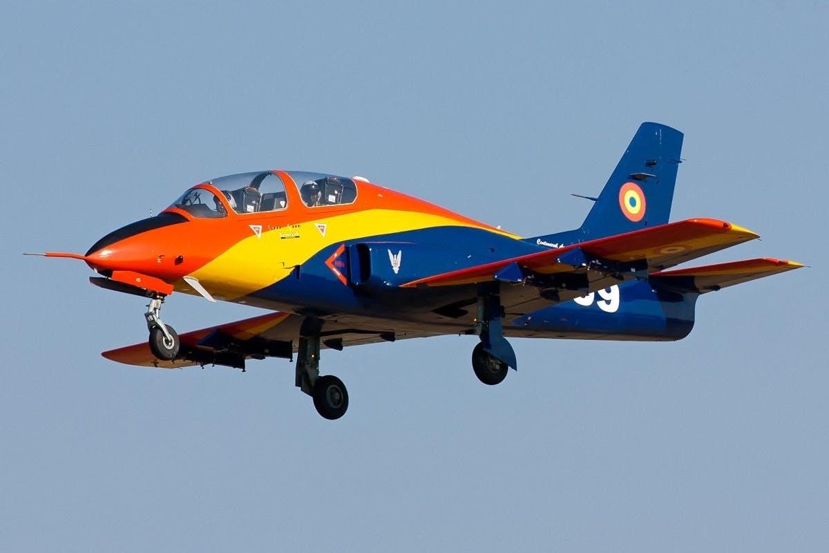 Leonardo Vixen 500E AESA radar chosen for Romanian IAR-99