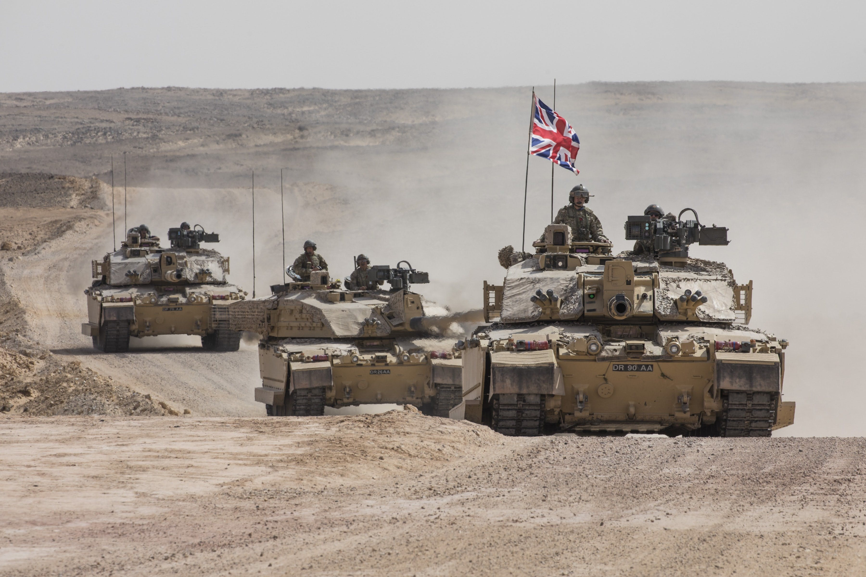 UK ranked second most powerful country in the world