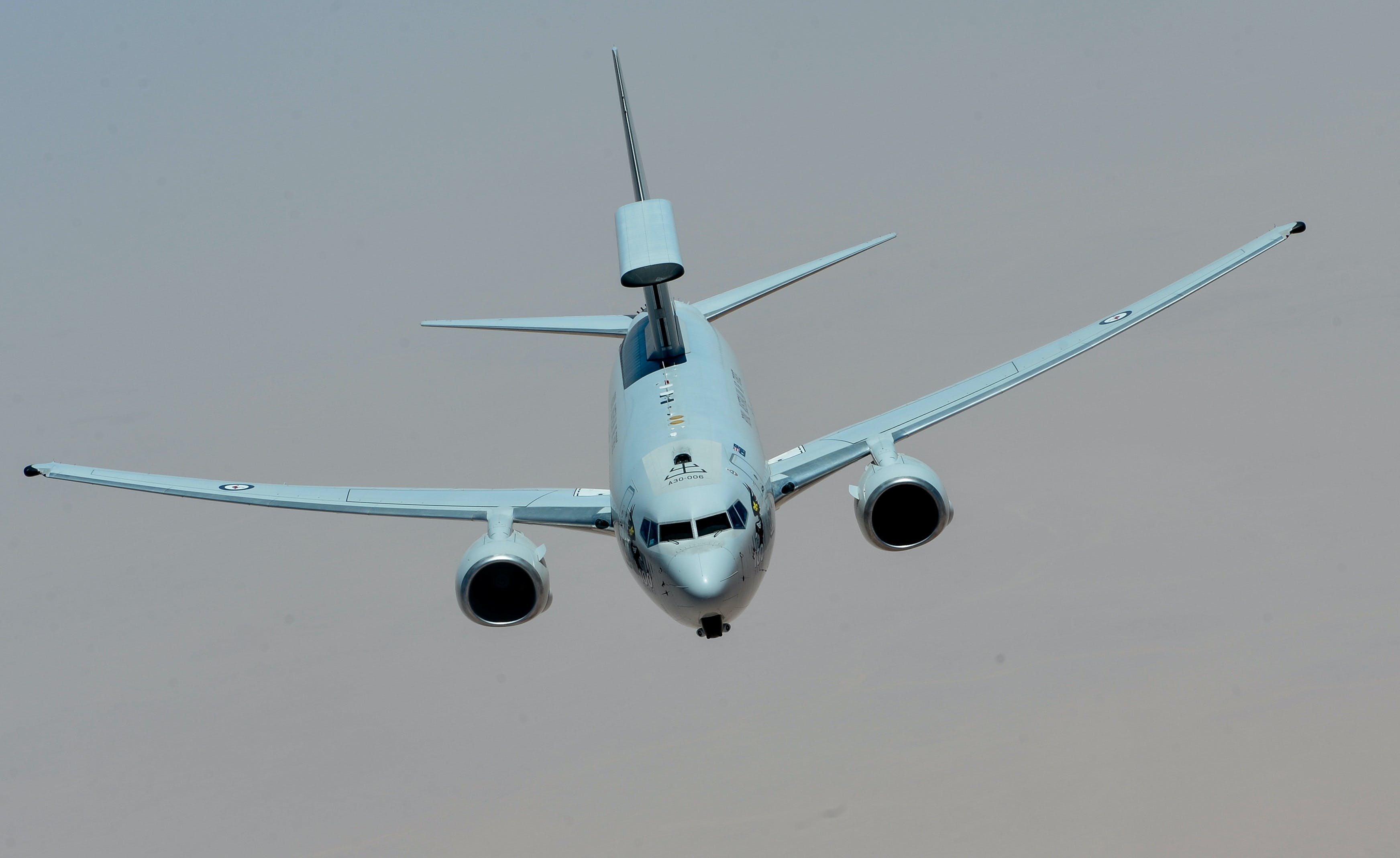 UK purchases five Boeing E-7 early warning aircraft
