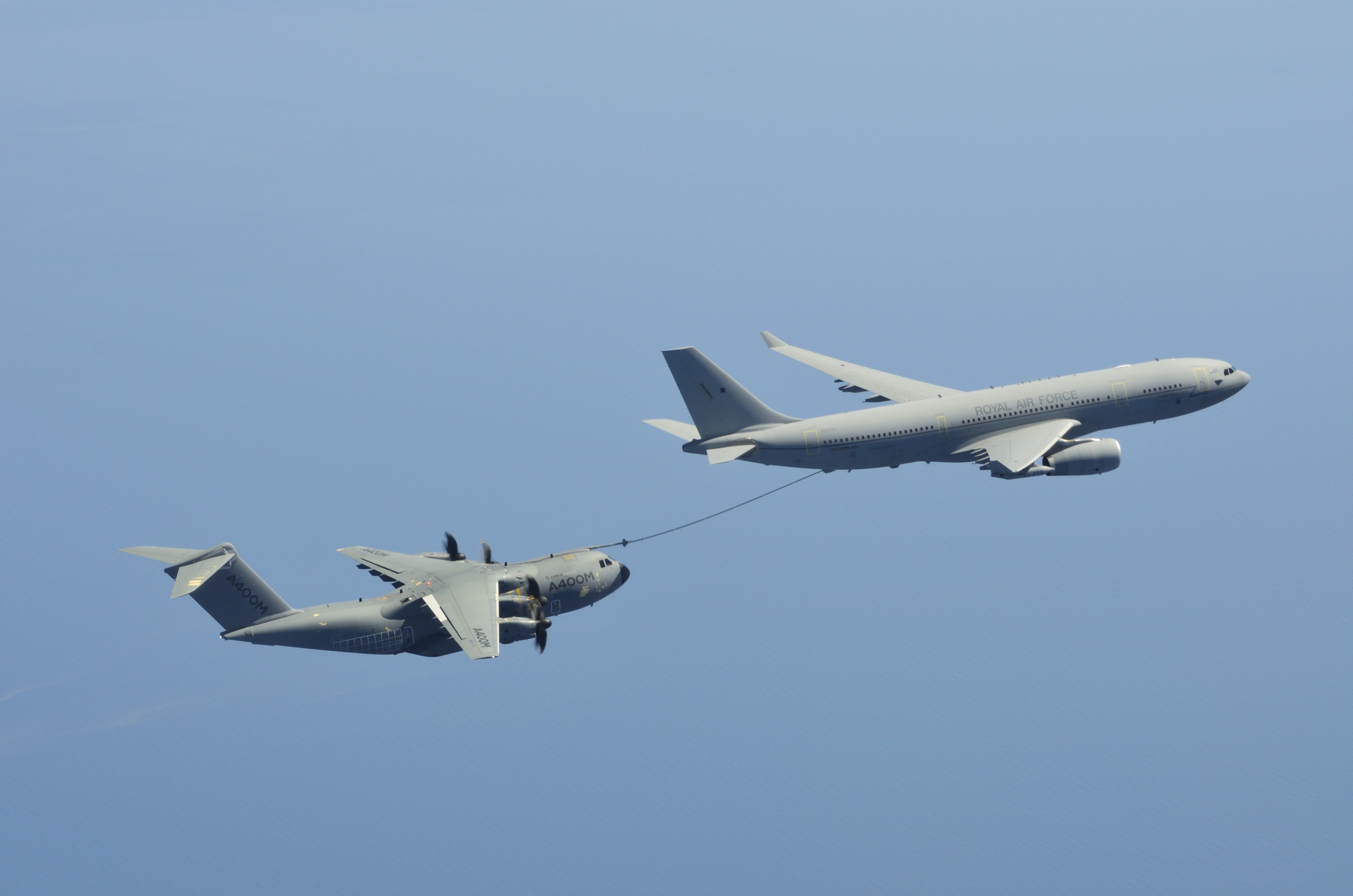 The future of UK aerial refuelling needs - Part 1