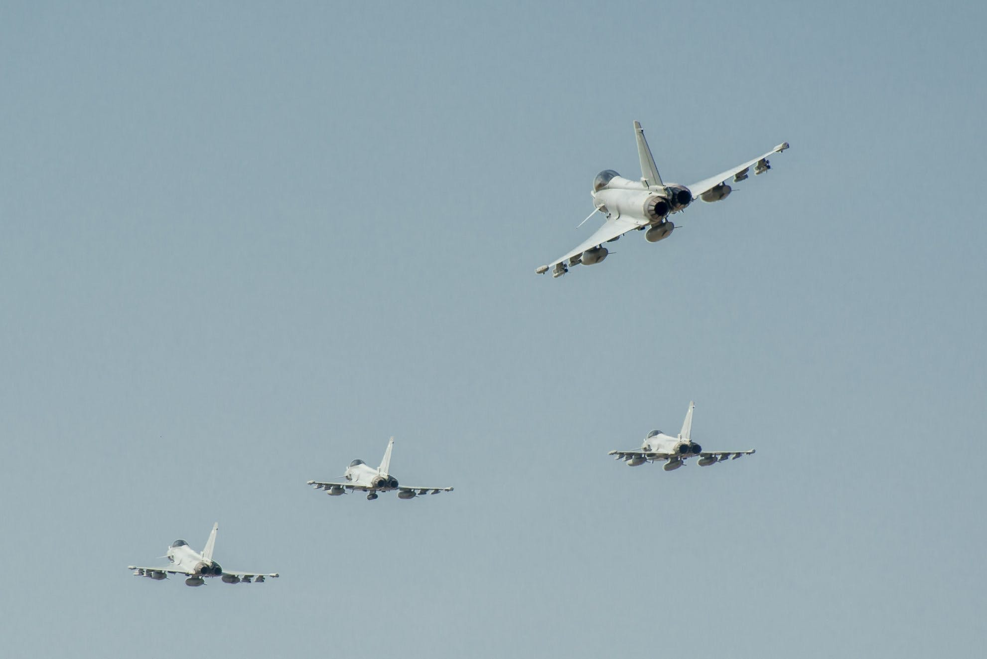 UK Government highlights commitment to Typhoon as