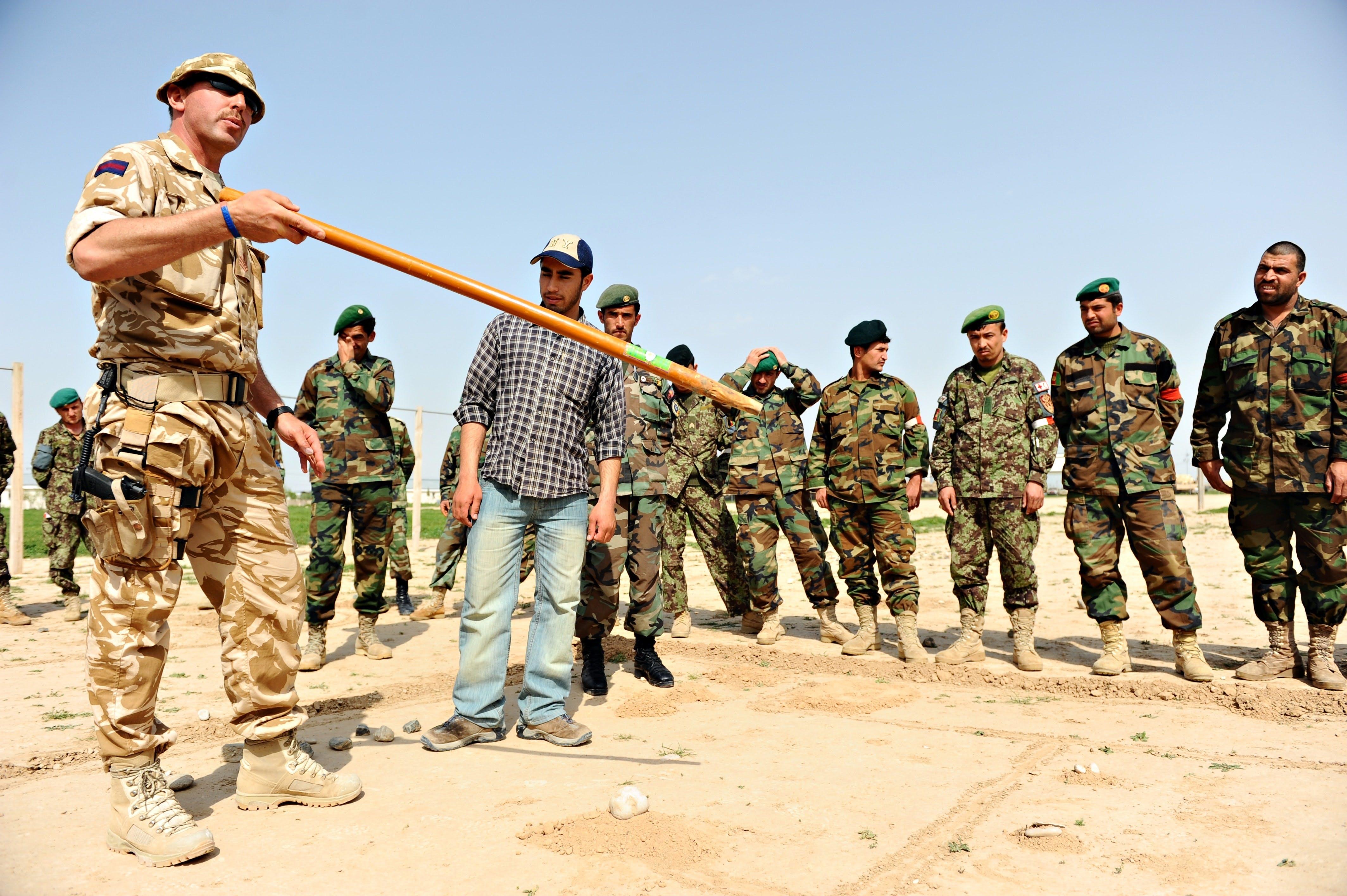 UK sending more troops to Afghanistan