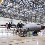 ATLAS HANGER OPENED BY DEFENCE MINISTER