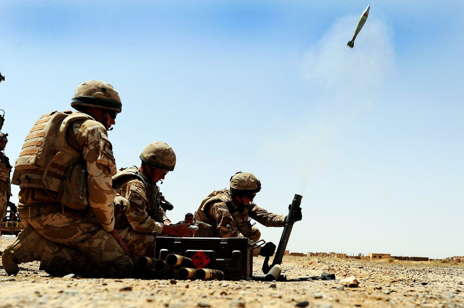 British Army to scrap old infantry weapon systems