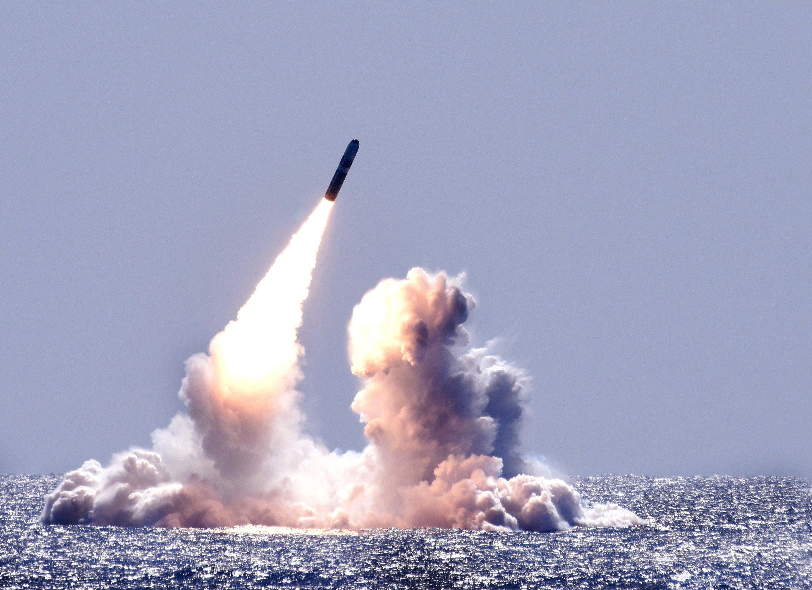 weapons. Credible nuclear deterrence