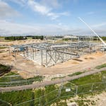 Infrastructure works well underway at RAF Marham