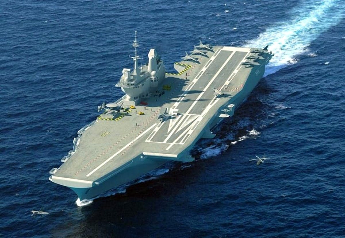 Germany proposes European aircraft carrier