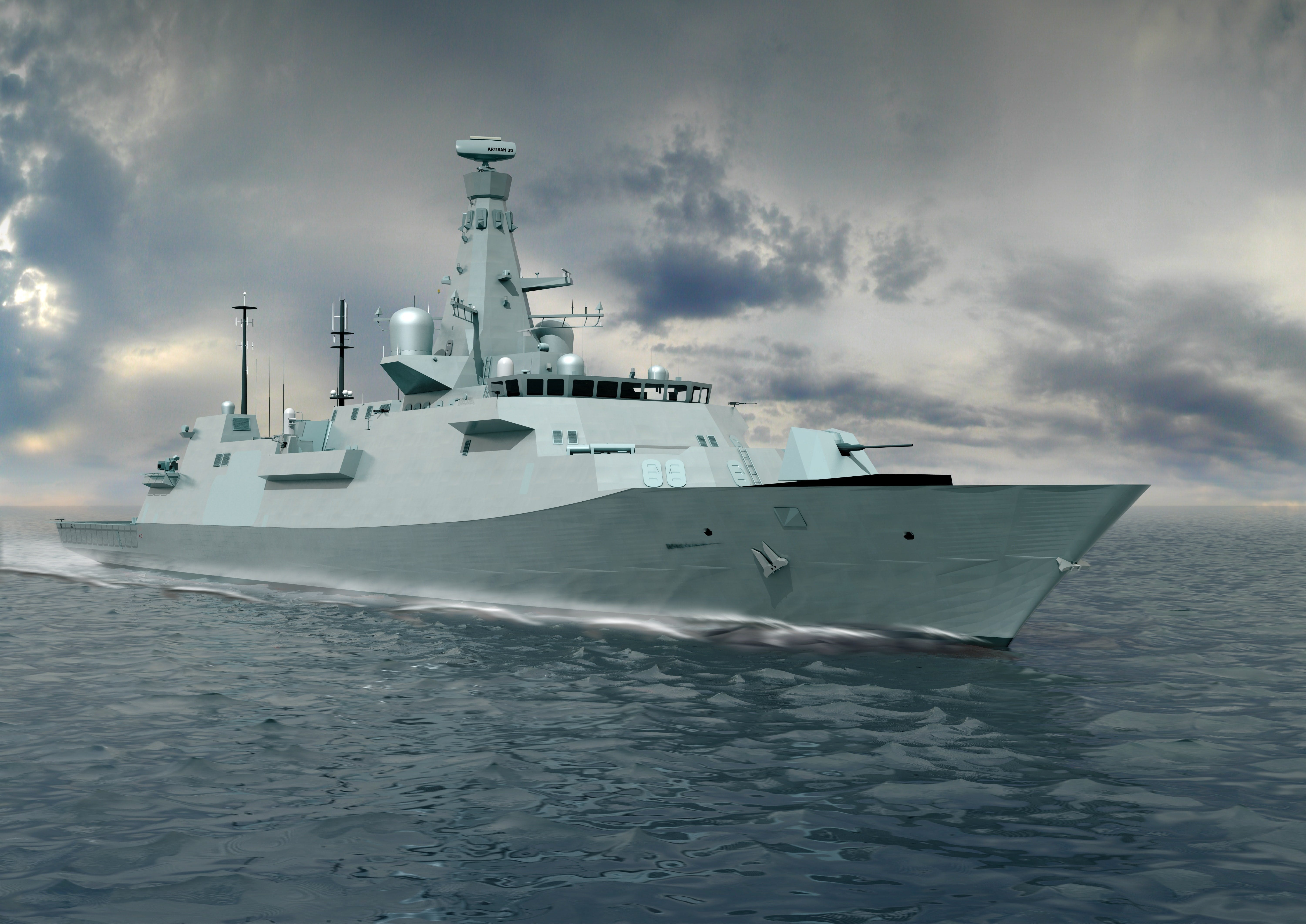 A Guide to the Type 26 'City class' Frigate