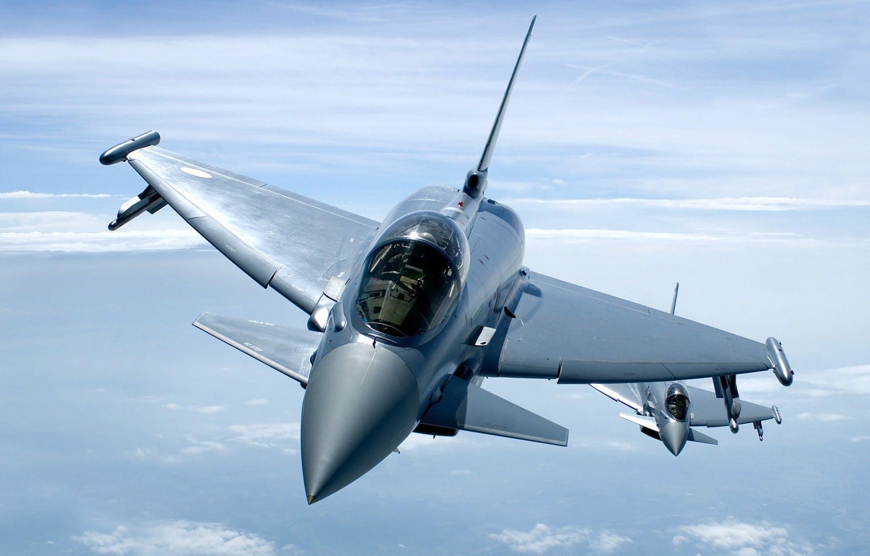 Eurofighter Typhoons new AESA RADAR starts system integration
