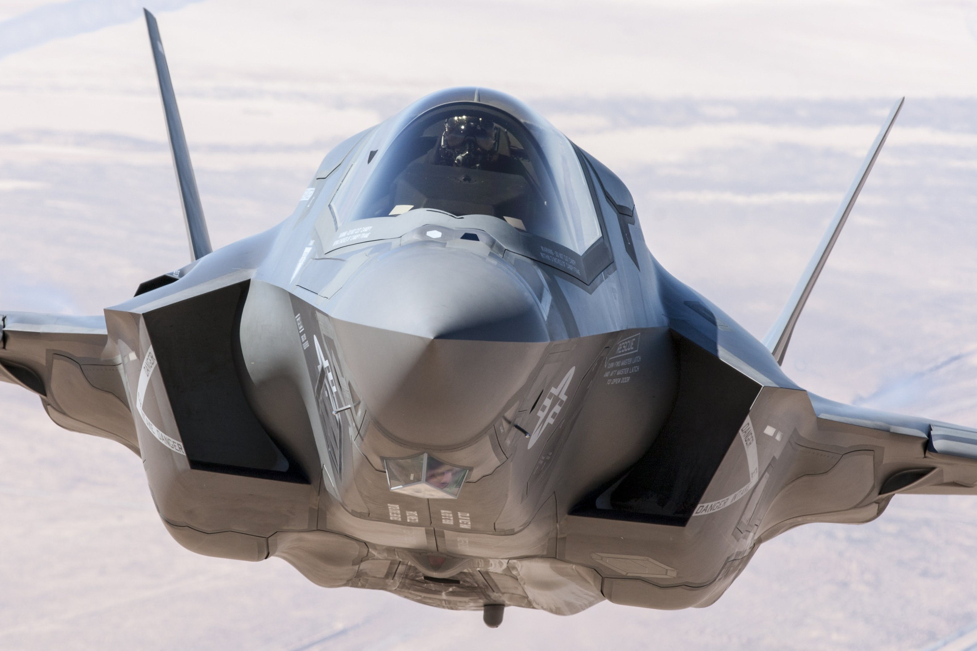 The Mangled Myths Dogging the F-35