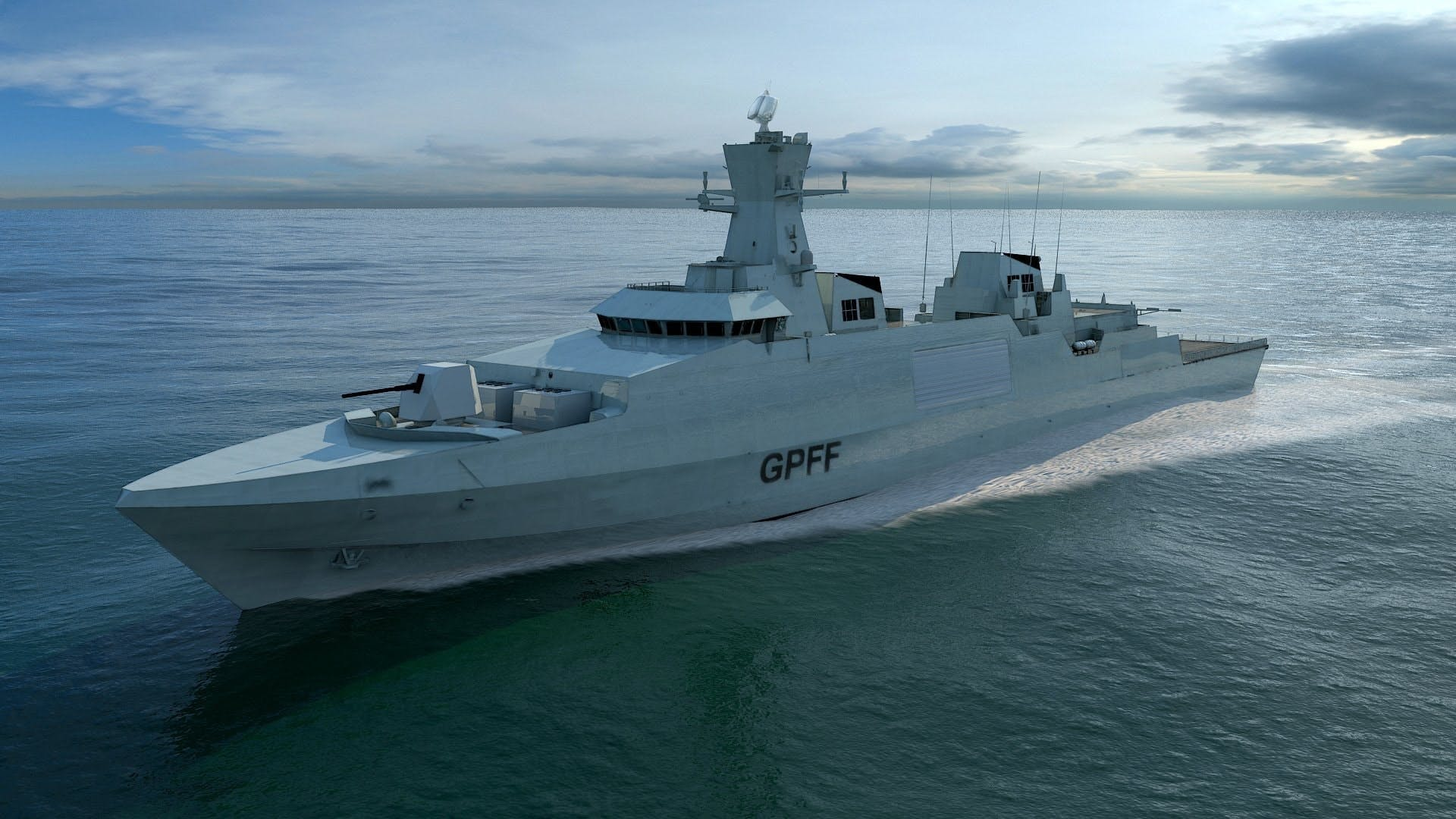 BAE, Cammell Laird partnership will see Type 31e Frigates built on