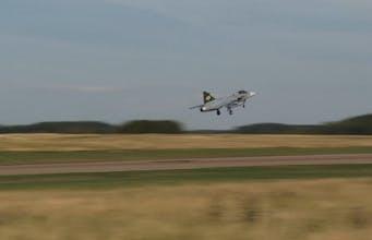 First Brazilian Gripen E jet completes first flight