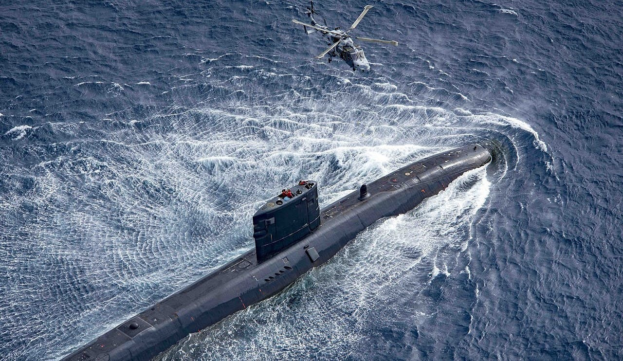 British nuclear submarine reportedly moved into Tomahawk