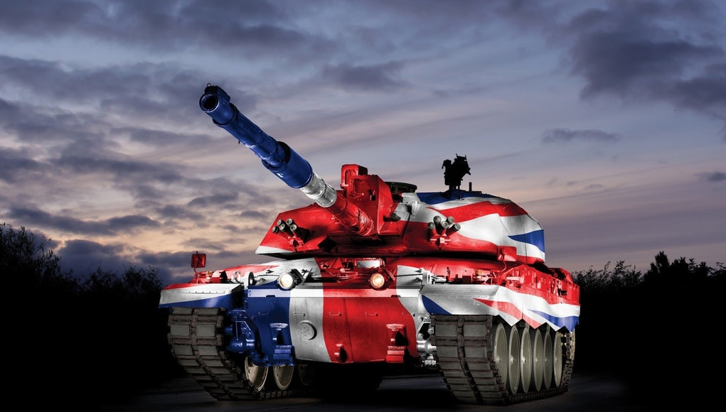 3bbaefc6bb18 BAE Systems-led Challenger 2 upgrade team offers upgraded Thermal Imaging  technology