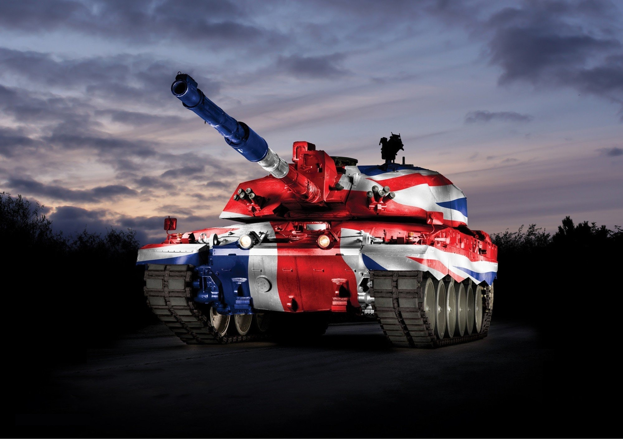 09d322613ffbe BAE Systems-led Challenger 2 upgrade team offers upgraded Thermal Imaging  technology