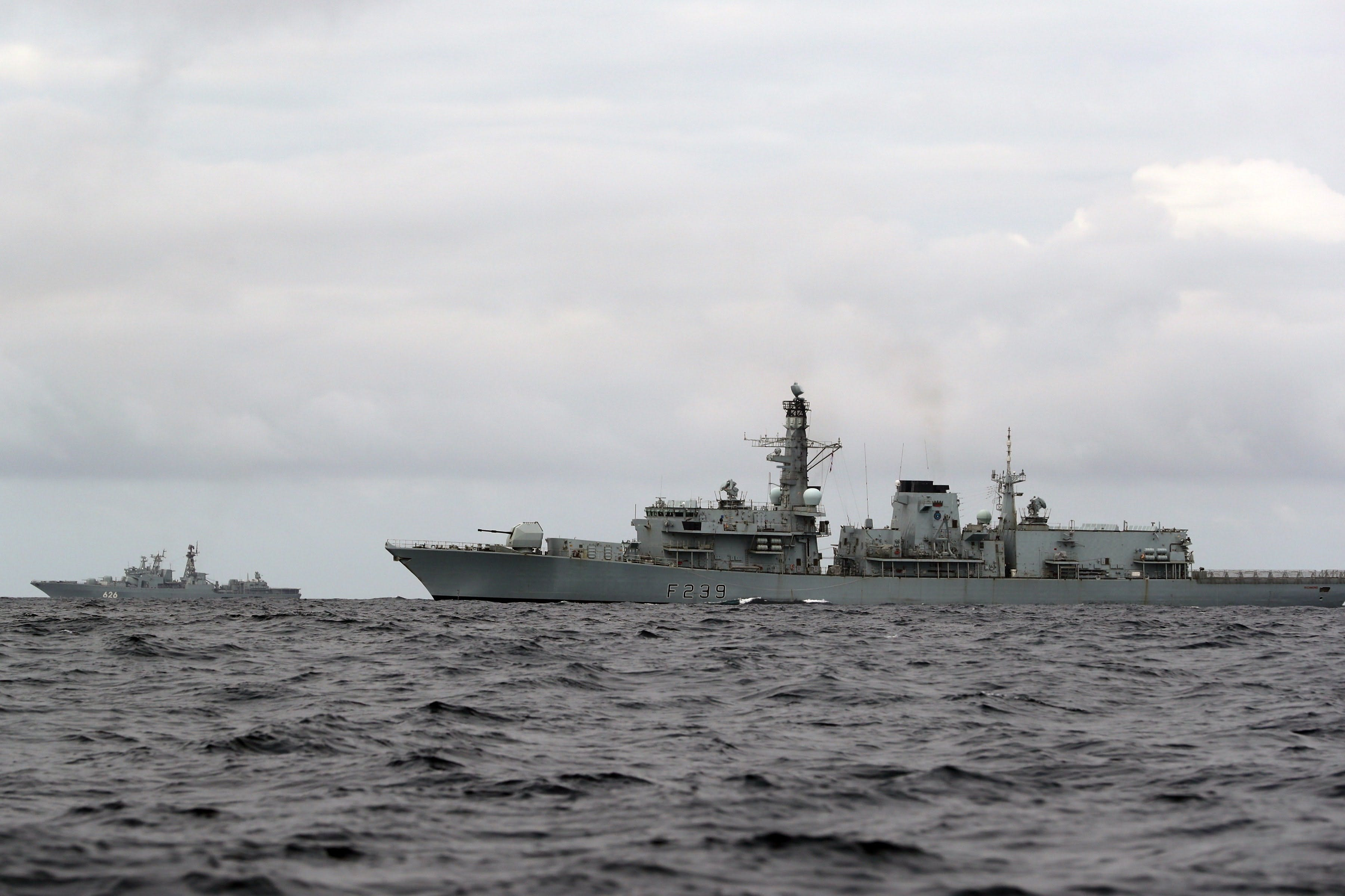 A guide to the Type 23 Frigate