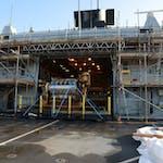 HMS Diamond Generator Install