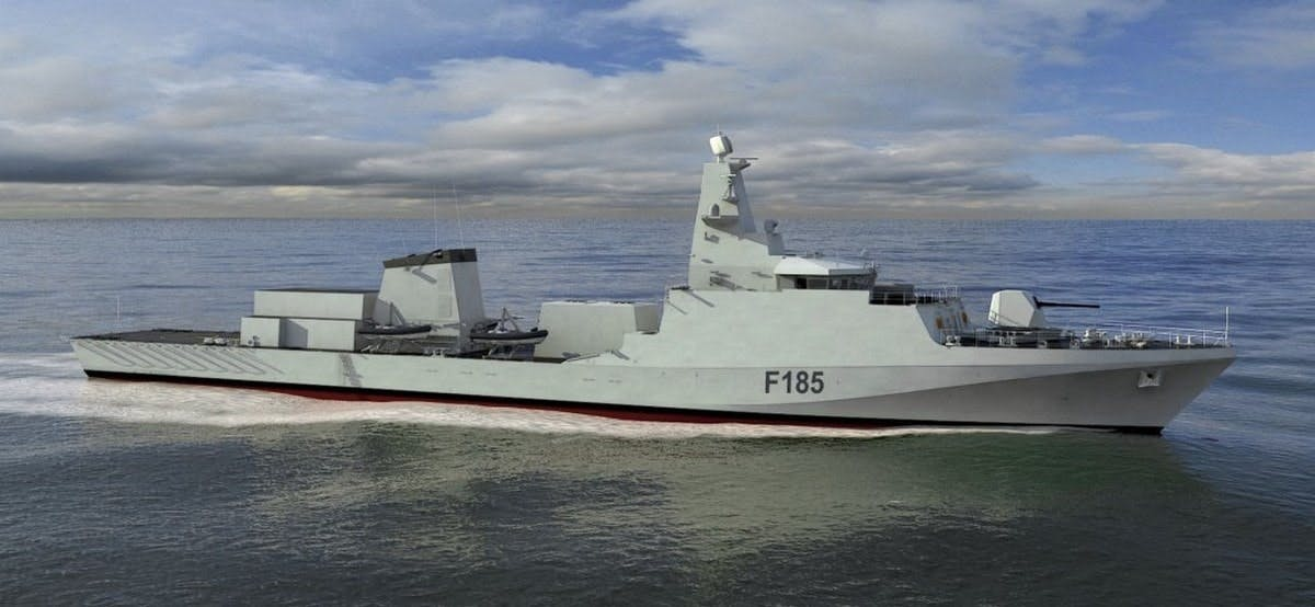 BAE Unveils Potential Designs For The Type 31 Frigate
