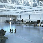 MOD ANNOUNCES INVESTMENT BOOST FOR THE HOME OF UK'S NEW CUTTING-EDGE AIRCRAFT